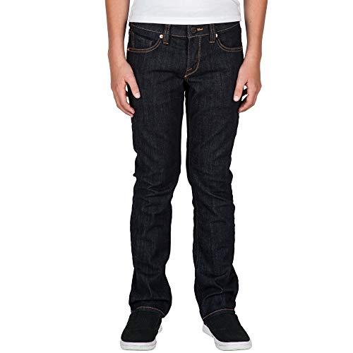 (Volcom Big Boys Vorta Jeans, Rinse, 25)