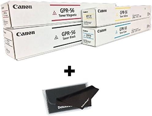 CNY Toner 5 Packs Compatible Canon GPR-6 Toner