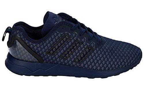 f0d5d2021dc1f3 adidas ZX Flux ADV Herren Sneaker Blau Ubum5G - designthomasries.de