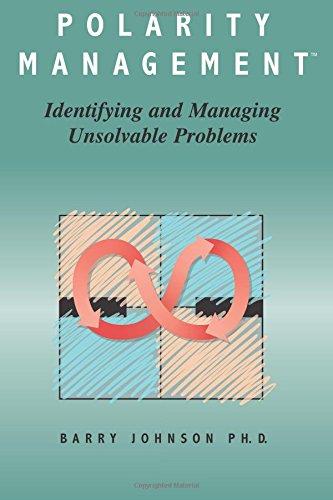 Polarity Management: Identifying and Managing Unsolvable Problems [Barry Johnson] (Tapa Blanda)