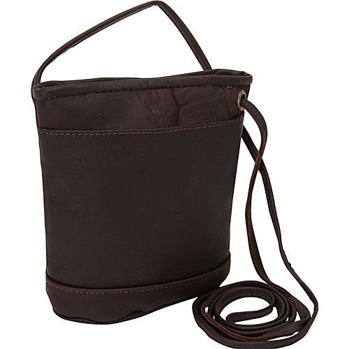 david-king-co-top-zip-mini-bag-512-cafe-one-size