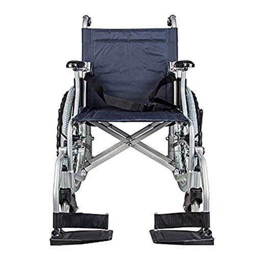 - Travel Light Transport Chair, Portable Manual Wheelchair, Compact Design, Very Suitable for Travel