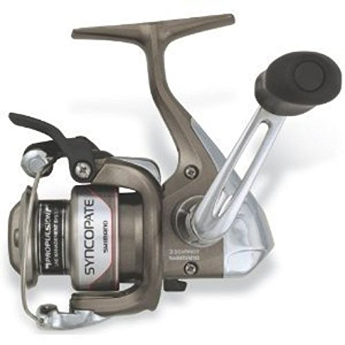 (Shimano Sienna 500 Front Drag Spinning Clam)