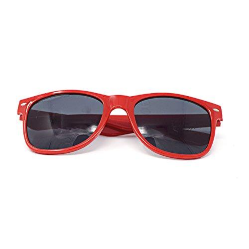 noir lunettes jaune adultes en gamme femmes encadré et rouge Style haut blanc et soleil de classique Rouge pour rose hommes Classique vert plastique en de xAH1Hw