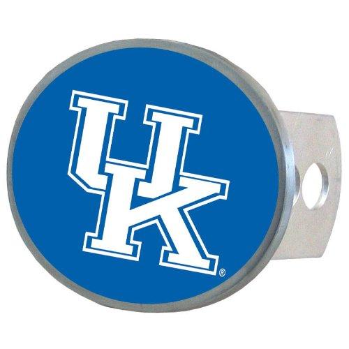 NCAA Kentucky Wildcats Oval Hitch Cover (Kentucky Trailer Hitch Cover)