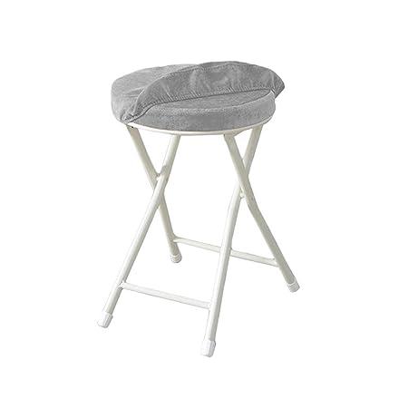 Sillas grises, cómoda silla plegable, silla de picnic al ...