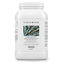 Thorne Research - Whey Protein Isolate (Chocolate Flavor) - Easy-to-Digest Whey Protein Isolate Powder - NSF Certified for Sport - 876 g