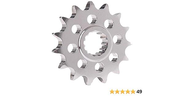 Vortex 511-37 Silver 37-Tooth Rear Sprocket