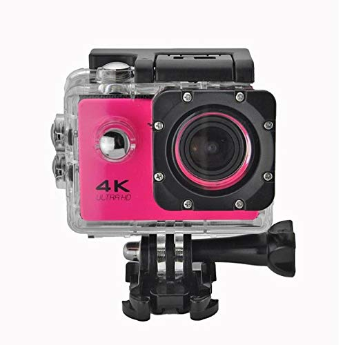 Store-Decorative - 4K Action Camera Original F60 Remote WiFi 2.0inch LCD 1080P 170D Lens Helmet Underwater Waterproof Camcorder