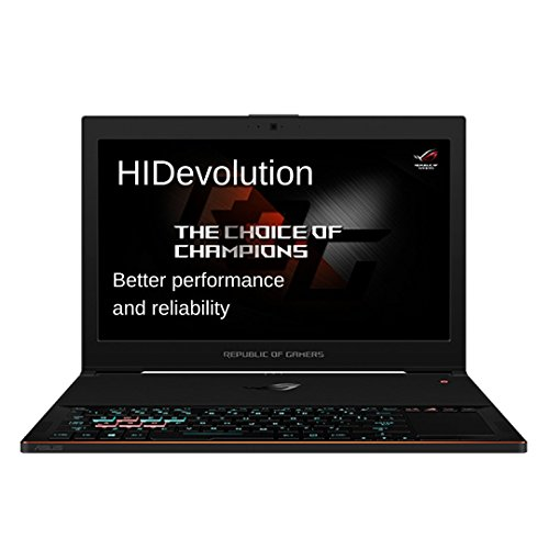 HIDevolution Asus ROG Zephyrus GX501VS 15.6 inch G...