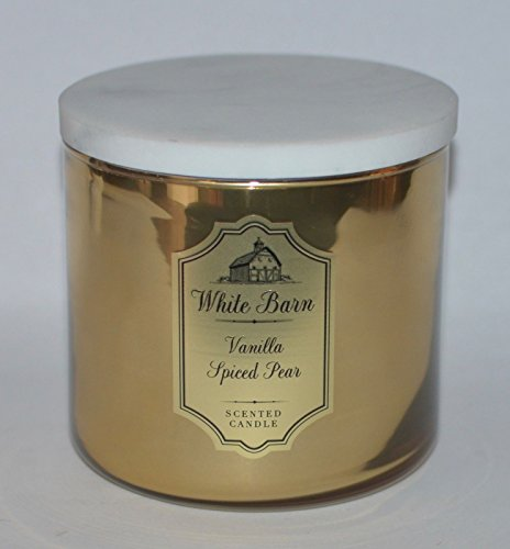 White Barn 3 Wick Candle Vanilla Spiced Pear by White Barn (Image #2)