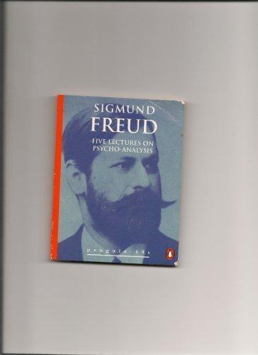 9780146000096 - Freud, Sigmund: Five Lectures on Psychoanalysis (Penguin 60s) - Livre