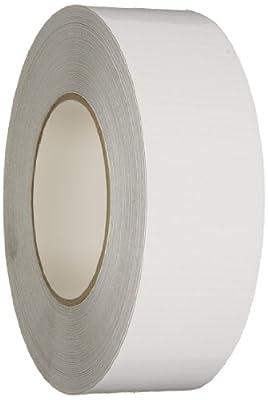Nashua 2280 Polyethylene Coated Cloth Multi-Purpose Duct Tape, 55m Length x 72mm Width, White