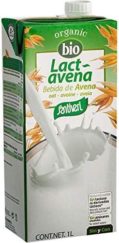 Santiveri Bebida Avena Lactavena Bio 1L Envase De 1 Litro 500 g: Amazon.es: Alimentación y bebidas