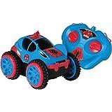 Spider Flip Spiderman 3 Funções Candide Azul/Vermelho