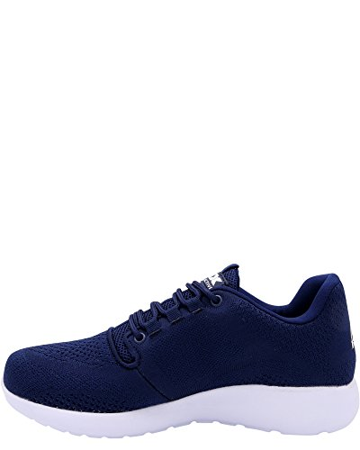 RBX - Mens Lo Top Knit Fashion Sneakers qxB5c3h