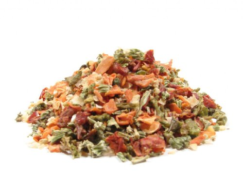 Vegetable Blend, Dried-2Lb-Dehydrated Soup Vegetables