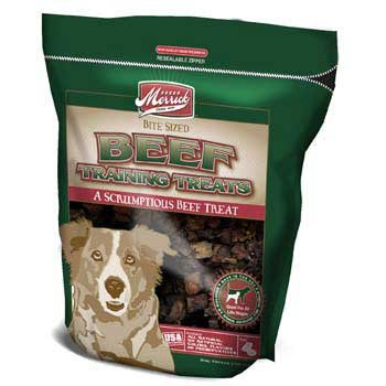 Merrick Beef Dog Training Treats, My Pet Supplies