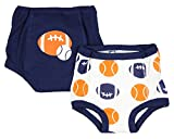 Gerber Toddler Baby Boys' Training Pants With Terry & Peva Lining, 2-Pack (3T) Reviews