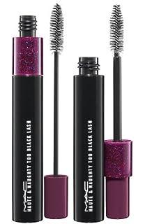 Amazon.com : MAC Haute & Naughty Lash Mascara BLACK : Beauty