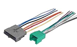carxtc stereo wire harness fits ford explorer. Black Bedroom Furniture Sets. Home Design Ideas