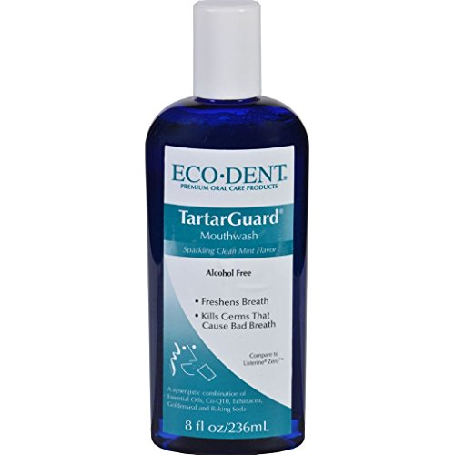 Eco-Dent Mouthwash - Premium Oral Care - TartarGuard - 8 oz - Berenstain Bears Halloween Costumes