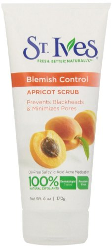 St Ives Blemish Blackhead Control