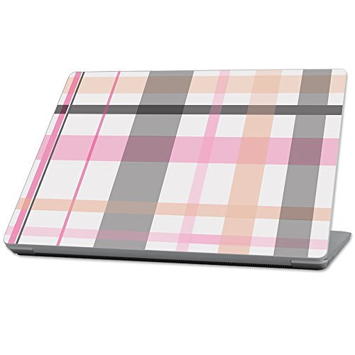 【オープニング大セール】 MightySkins Plaid Protective Durable and - Unique Vinyl Decal Durable wrap cover Skin for Microsoft Surface Laptop (2017) 13.3 - Plaid Peach (MISURLAP-Plaid) [並行輸入品] B0789817VX, 園部町:f0a1ff6f --- senas.4x4.lt