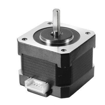 42Hs34-1304A 1./8 /° moteur pas /à pas hybride 2 phases pour le routeur de gravure laser de crini/ère de graveur de laser
