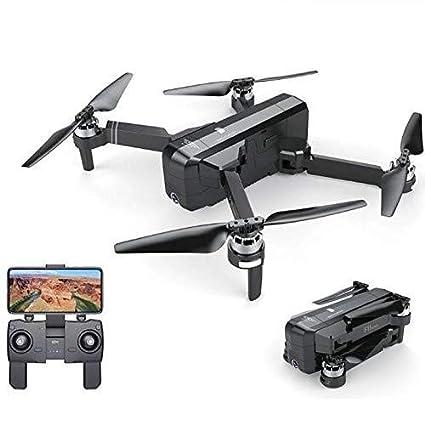 Quadcopter Camara Drone Dron Juguete SJRC F11 GPS 5G WiFi FPV con ...