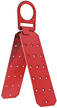 Peakworks Roof Anchor Bracket for Fall Arrest System – Connects to Wood Surfaces with Roofing Applications, AN