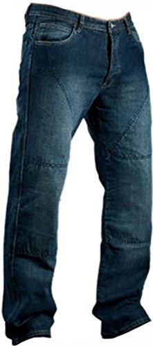 Motorcycle Pants Jeans - 7