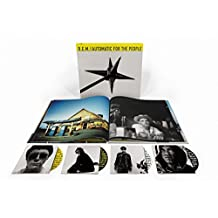 Automatic For The People (25th Anniversary Deluxe Edition - 3CD + Blu-ray Boxset)