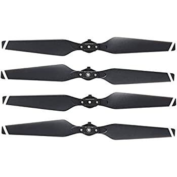 JIEXING DJI Mavic Pro Accessories 8330F Propellers Quick Release Folding Props Blades(2 Pairs)