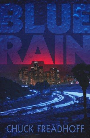 book cover of Blue Rain