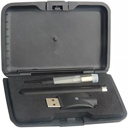 BUTTONLESS E-PEN TOUCH BATTERY CHARGER VAPE-PEN 510 THREAD SOFT TIP STYLUS
