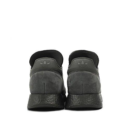 Adidas Herre New York Nuværende Arsham Mørkegrå / Sort Nylon Størrelse 7 LCy5EQR42