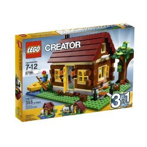 LEGO-Creator-Log-Cabin-5766-Discontinued-by-manufacturer