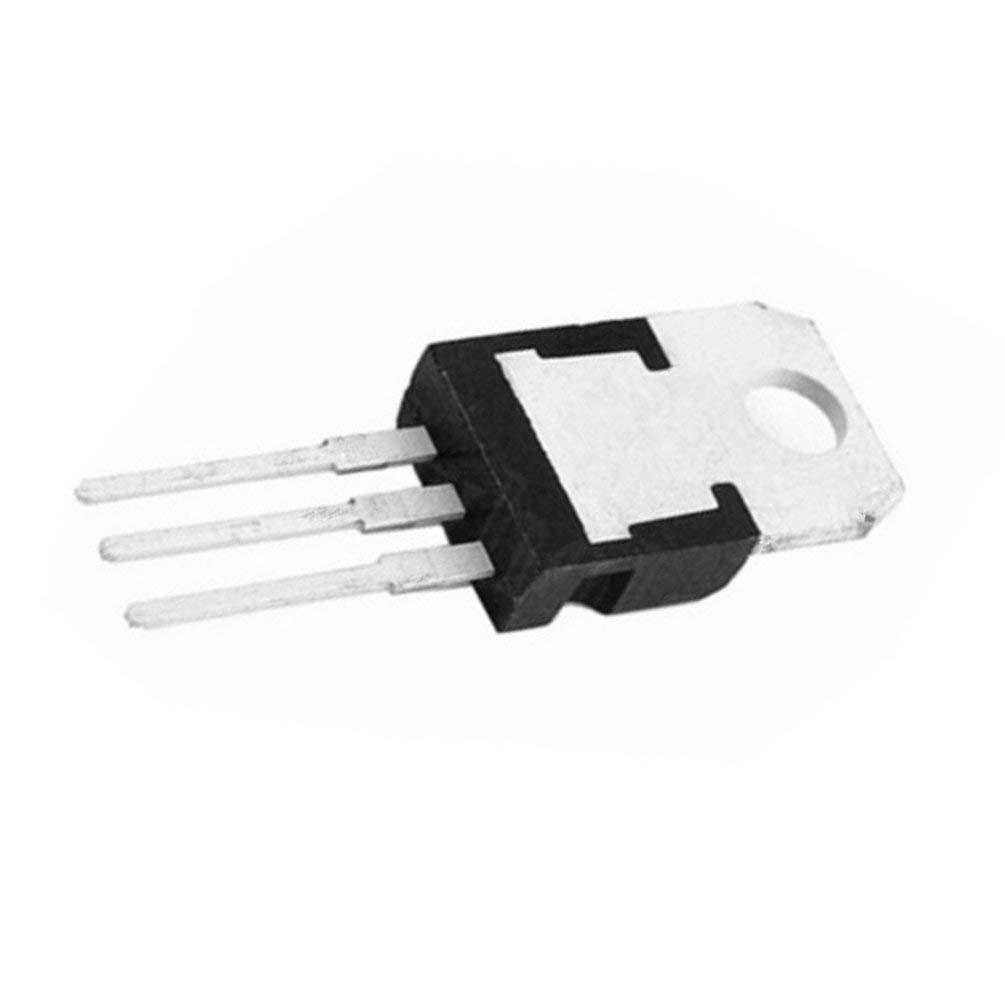 10 UNIDS Nuevo L7809CV L7809 LM7809 ST TO-220 Regulador de Voltaje IC 9V 1.5A-Negro