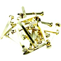 Maped Brass Split Pins - 40mm - 100pk