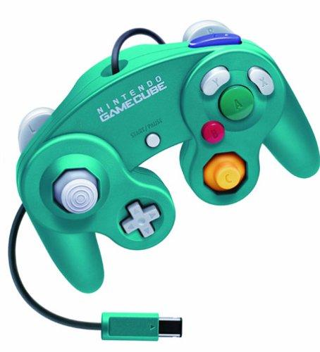 Nintendo GameCube dedicated controller emerald ()
