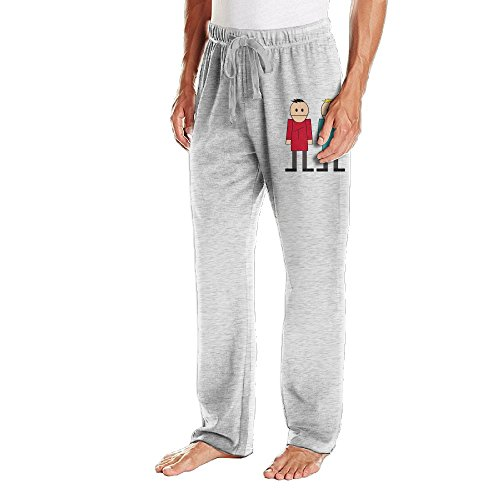 Price comparison product image South Park Terence And Philip Athletic Men's Open Bottom Light Weight Active Basic Urban Jersey Pants Jogger Pants