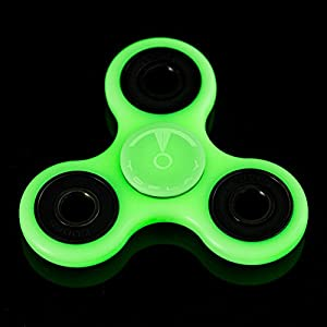 Toplay Fidget Spinner Toy Stress Reducer Ceramic Bearing - Perfect For ADD, ADHD, Anxiety, and Autism Adult Children