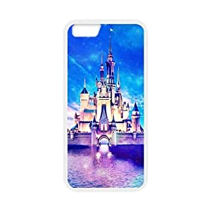 """iPhone 6 Case ,Case for Apple iPhone 6 ,FairyTales Castle Wallet Case for iPhone 6,Case Cover Fit For Apple iPhone 6 4.7"""",PC and TPU Screen Protector For Apple iPhone 6 4.7"""""""
