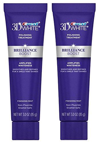 Crest White Polishing Treatment Brilliance