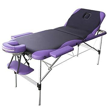 Massageliege Kofferliege Therapieliege Alu mobil in verschieden ...
