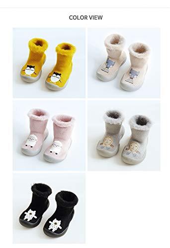 Enfants 0 Souple Paires Socquettes Respirant Pour Ours Bébés Garçon Et Chaussette Les Morbuy Fille Chevilles Socks Noir Chaussettes 1 3ans Coton Chaussures aAwqOI0yZy