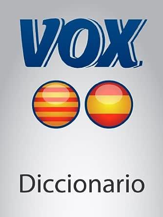 Diccionario Manual Català-Castellà VOX (VOX dictionaries) eBook ...