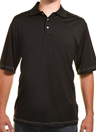 Pebble beach performance lightweight golf polo for Pebble beach performance golf shirt