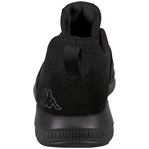 Faster Ii Sneakers Basses Xl Homme Noir Kappa 1111 black qTdx5q